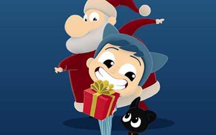 Where's Santa? VR